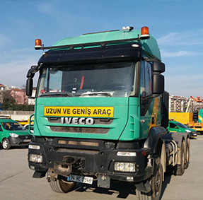 İVECO 6X6 560HP