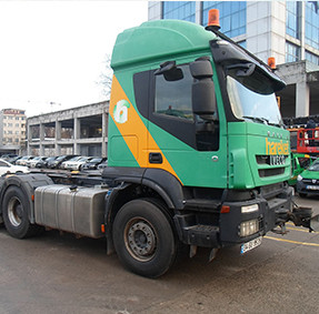 İVECO 6X4 500HP